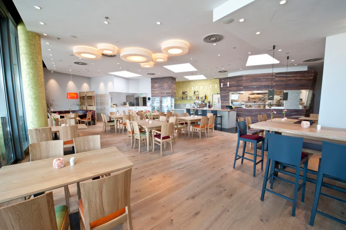 Meyer Raumausstattung restaurant shopping mall wolfsberg by raumausstattung anton