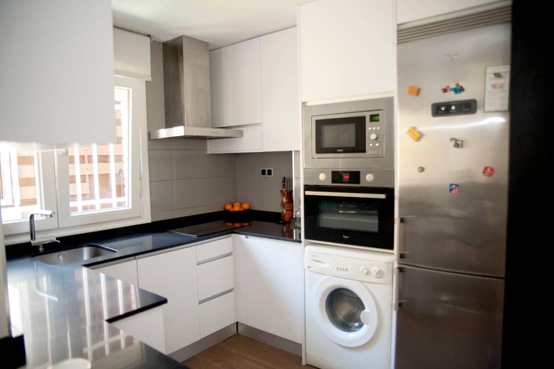 20 cozinhas pequenas espetaculares e modernas - Exposicion de cocinas modernas ...