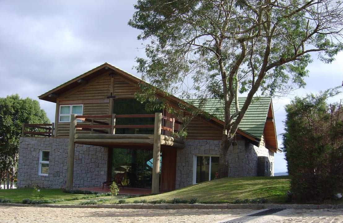 Casa de campo 7 dise os espectaculares - Disenos de casas rurales ...