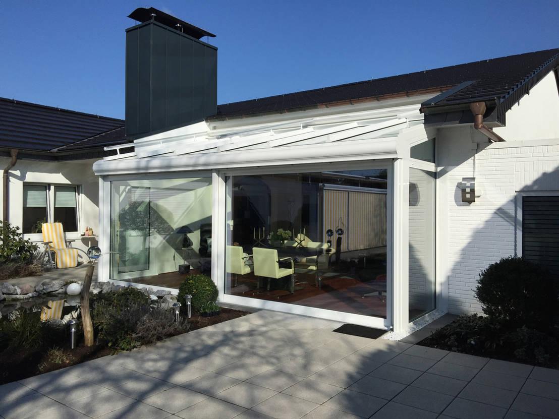 wintergarten wipro eleganza von eco winterg rten homify. Black Bedroom Furniture Sets. Home Design Ideas