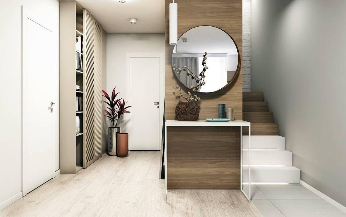 die besten dekotipps f r enge flure. Black Bedroom Furniture Sets. Home Design Ideas