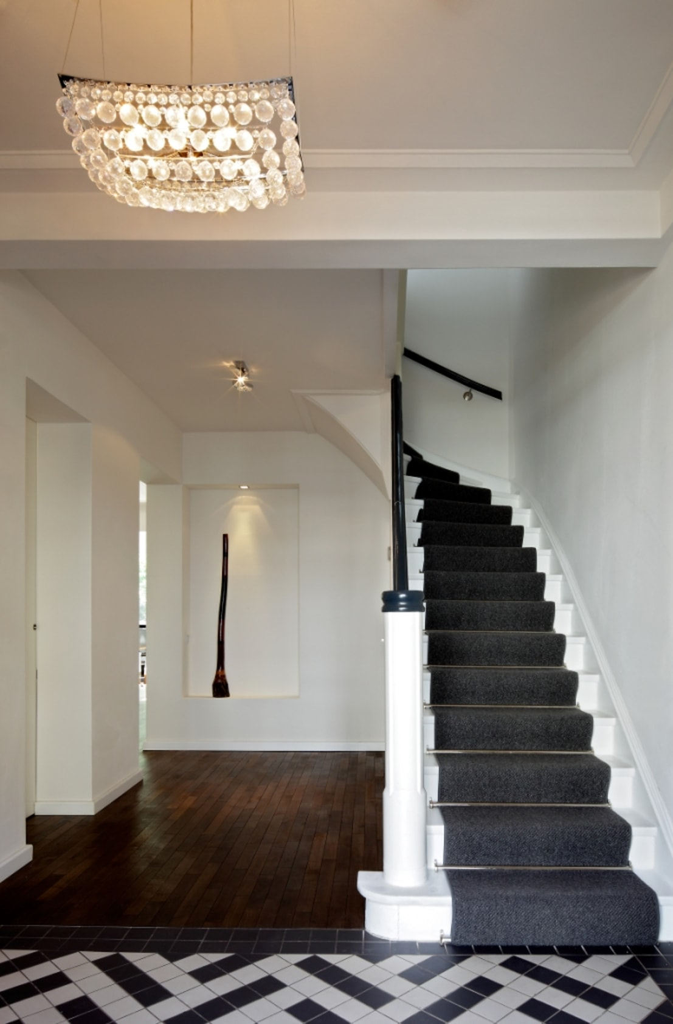 stadtvilla door innendesigner kemper d chting gmbh homify. Black Bedroom Furniture Sets. Home Design Ideas