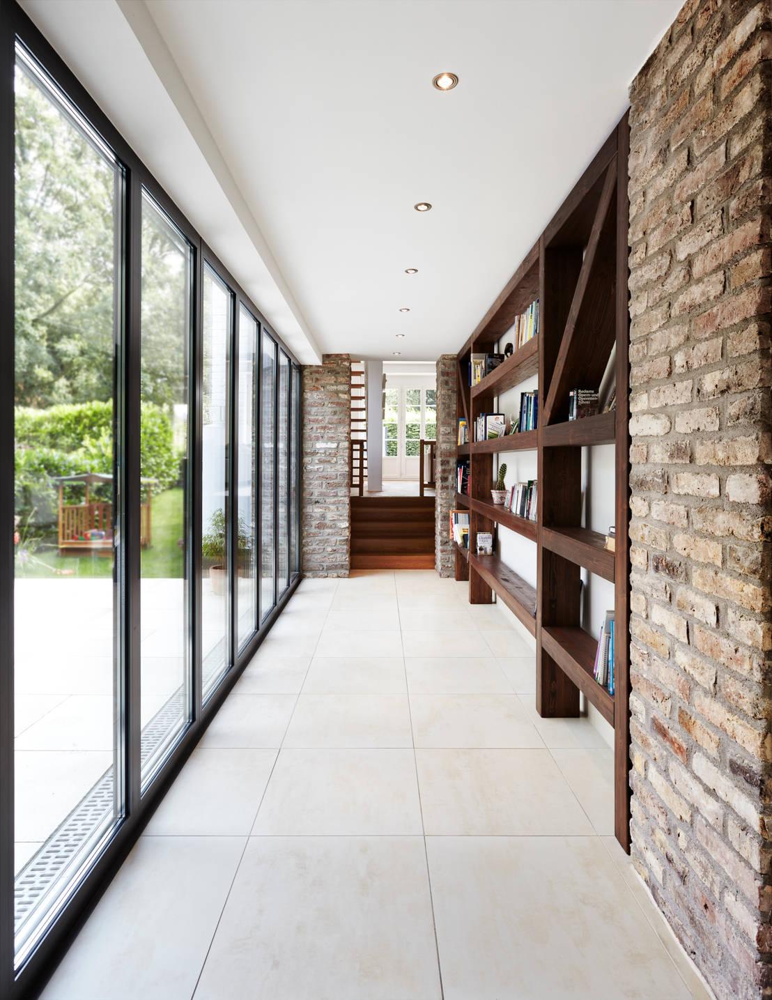 Gestaltungskonzept f r ein einfamilienhaus in einem for Innendesigner werden
