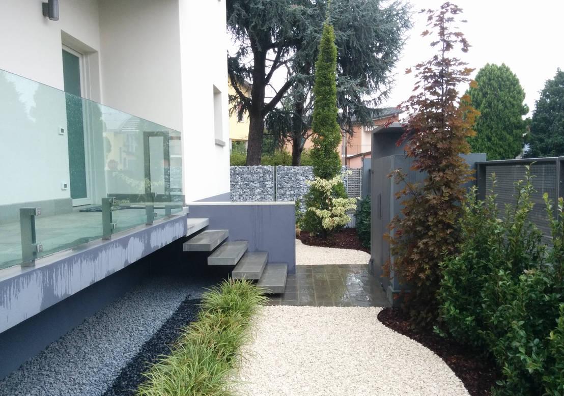 Lugo architettura del paesaggio e progettazione giardini for Architettura del verde