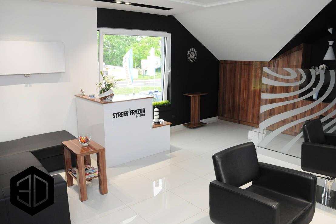 Strefa Fryzur W Czechowicach Dziedzicach Profesjonalista 3d Studio