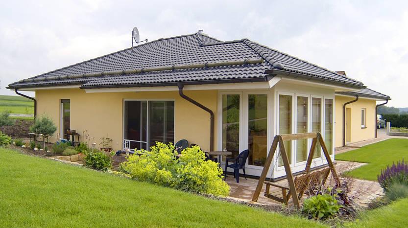 10 casas en planta baja para cuando tengas un solar - Casas planta baja ...