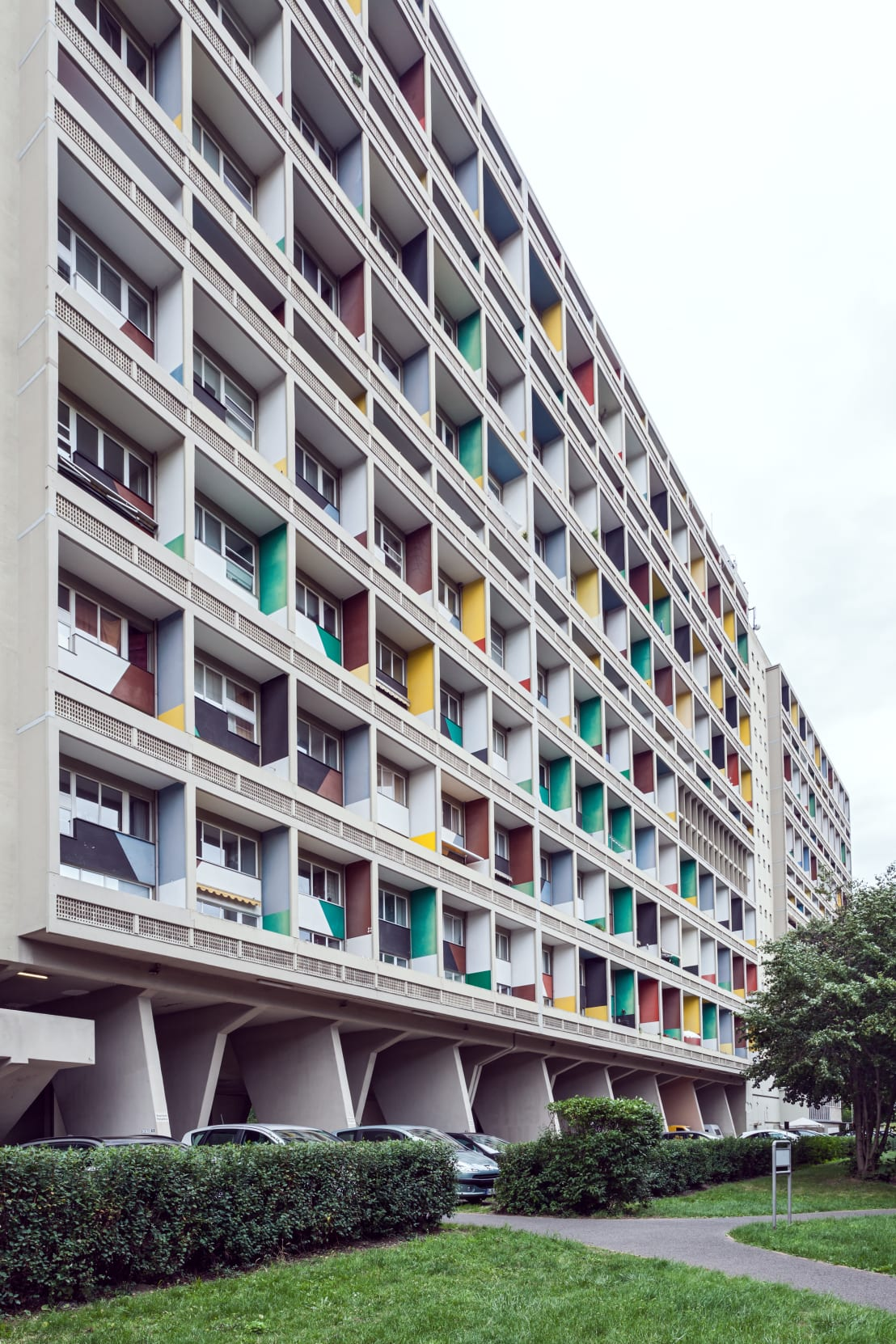 appartement im corbusierhaus berlin von albrecht jung gmbh co kg homify. Black Bedroom Furniture Sets. Home Design Ideas