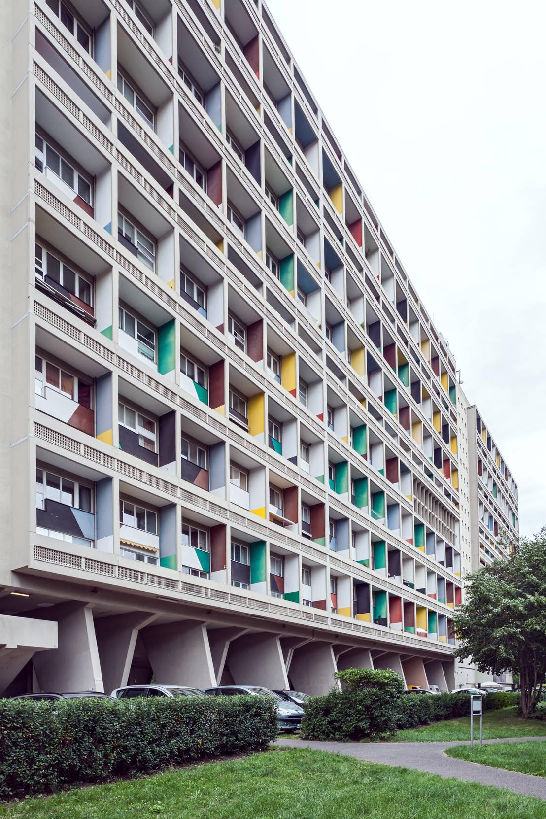 Appartement Im Corbusierhaus Berlin Par Albrecht Jung Gmbh