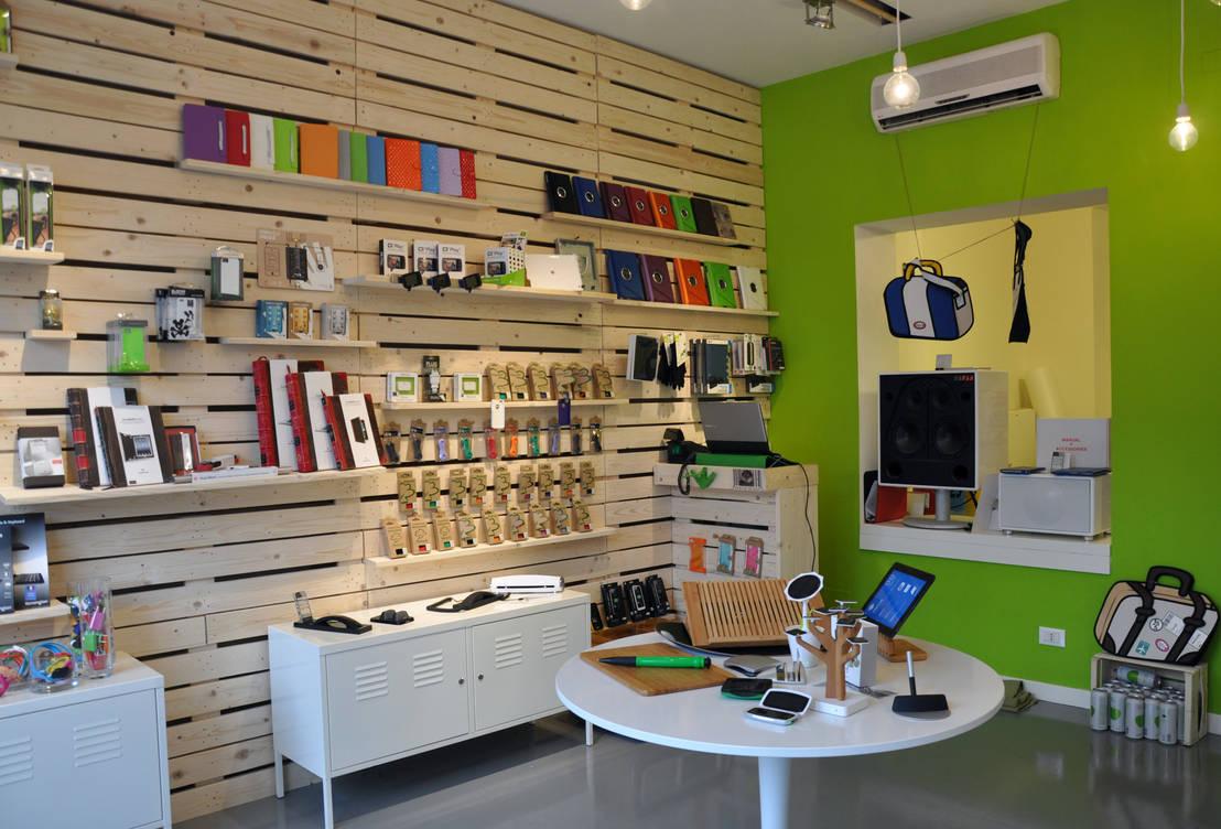 Melaggiusti concept store von shop relooking homify - Relooking shop ...