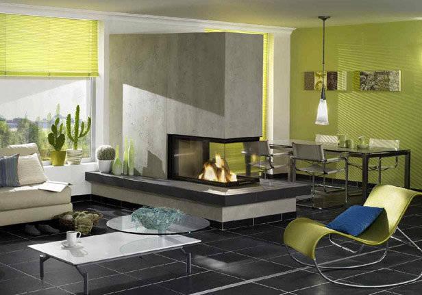 moderne kamine von zerresquadrat gmbh homify. Black Bedroom Furniture Sets. Home Design Ideas