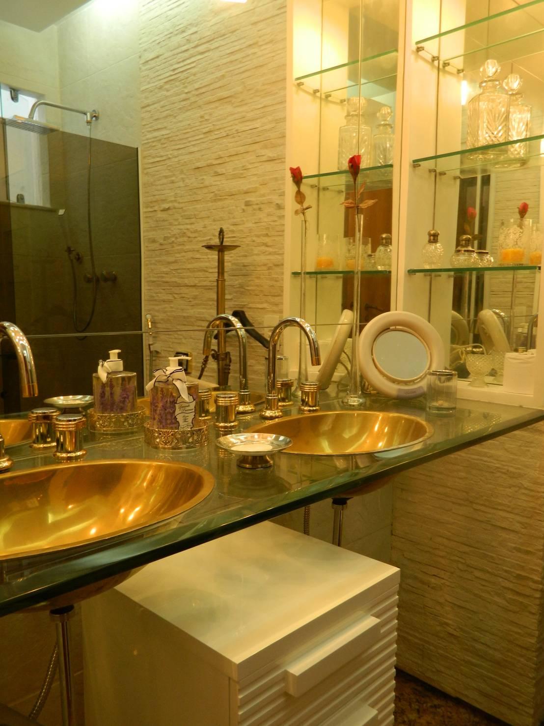 Quartos E Banheiros Apt Ipanema Par Mr Maria Regina De Mello Vianna