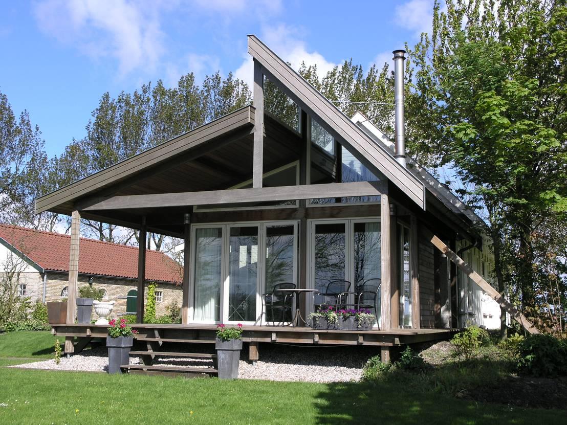 Aanbouw zonderland by dick de jong interieurarchitekt homify for Moderne semi bungalow bouwen