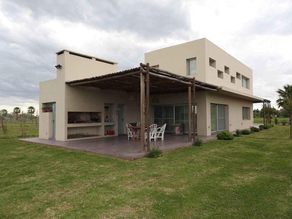 9 casas que te van a convencer de mudarte al campo - Casas rurales en el campo ...