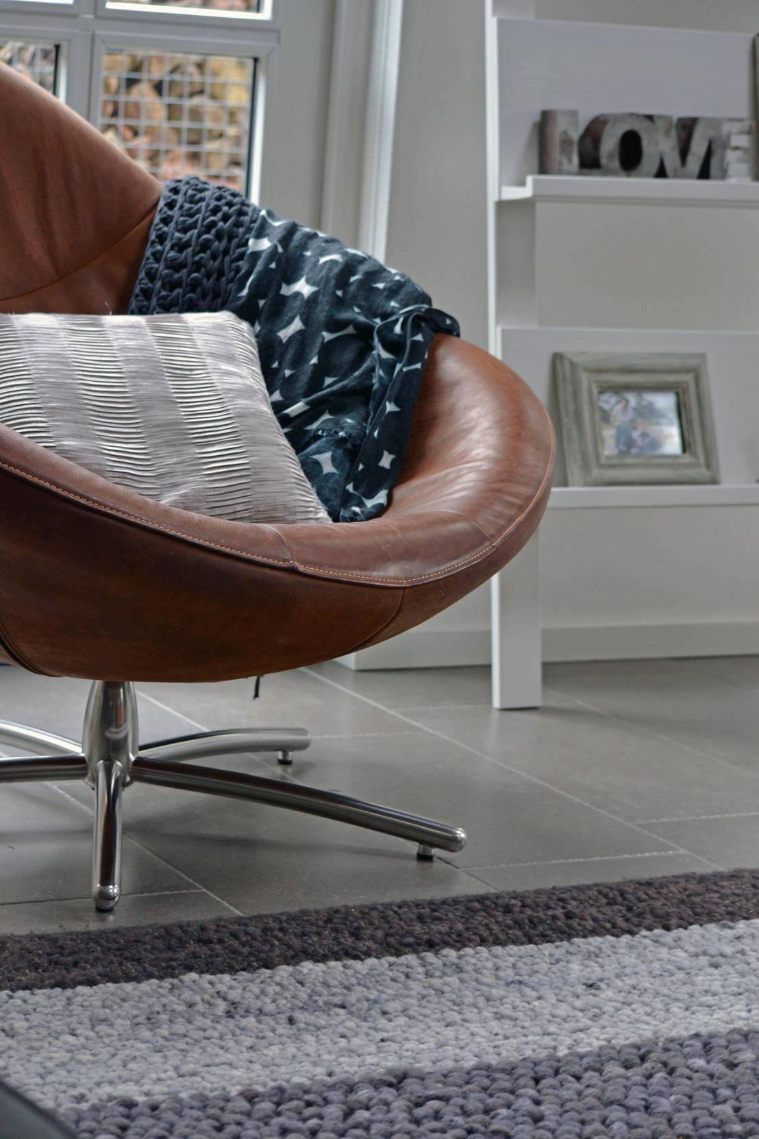 Interieurontwerp woonboerderij door binnenkijken interieuradvies homify for Foto van interieurontwerp