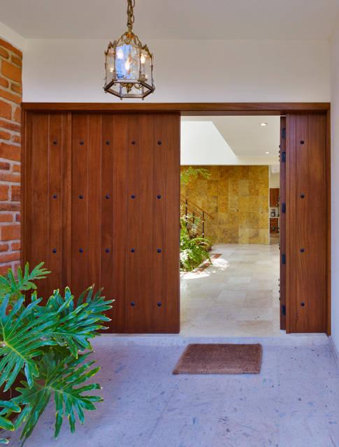 15 ideas sencillas para que la entrada de tu casa se vea for Ideas para la casa