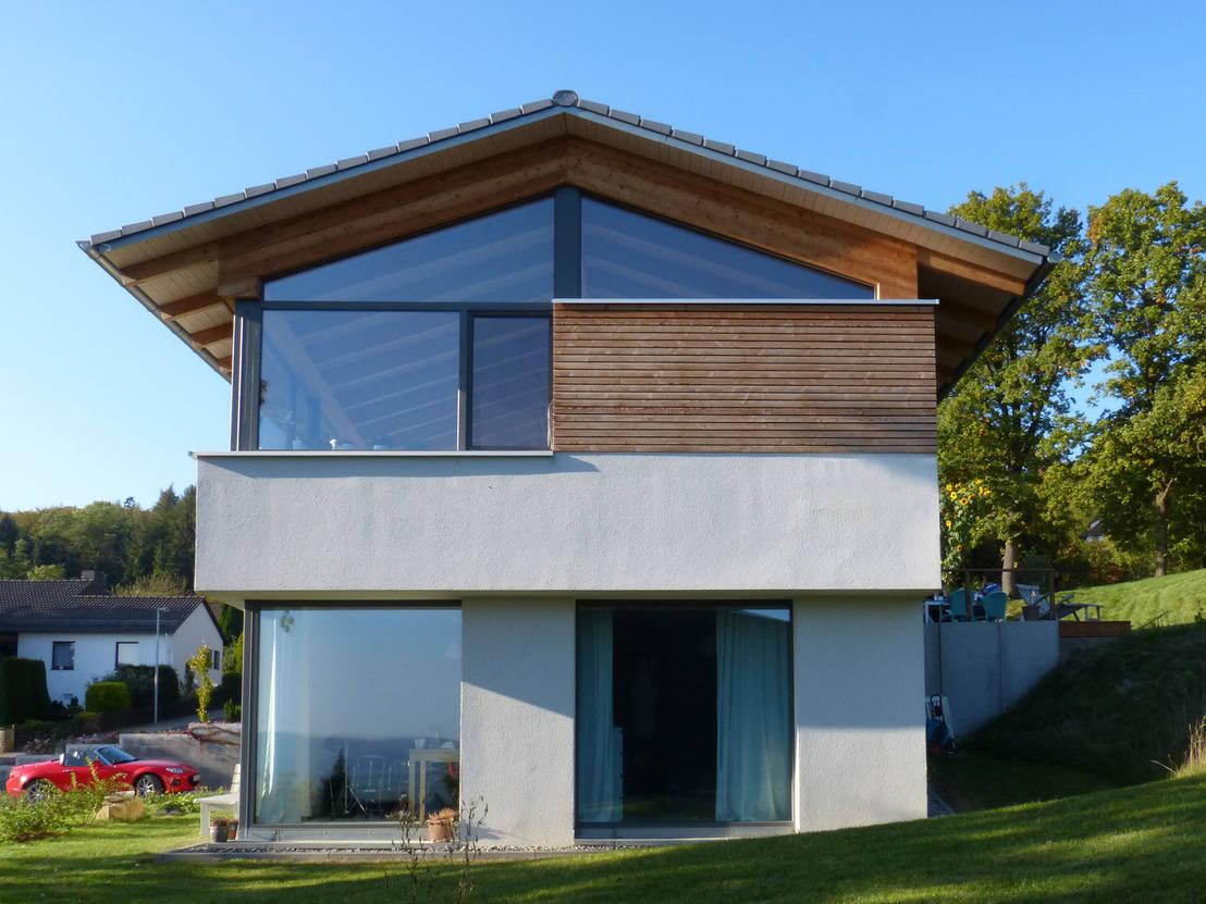 gl ckauf vier von k2 architekten gbr homify. Black Bedroom Furniture Sets. Home Design Ideas