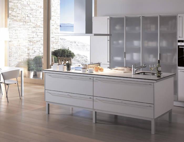 Muebles de cocina by santosbrezo homify for Cocinas homify