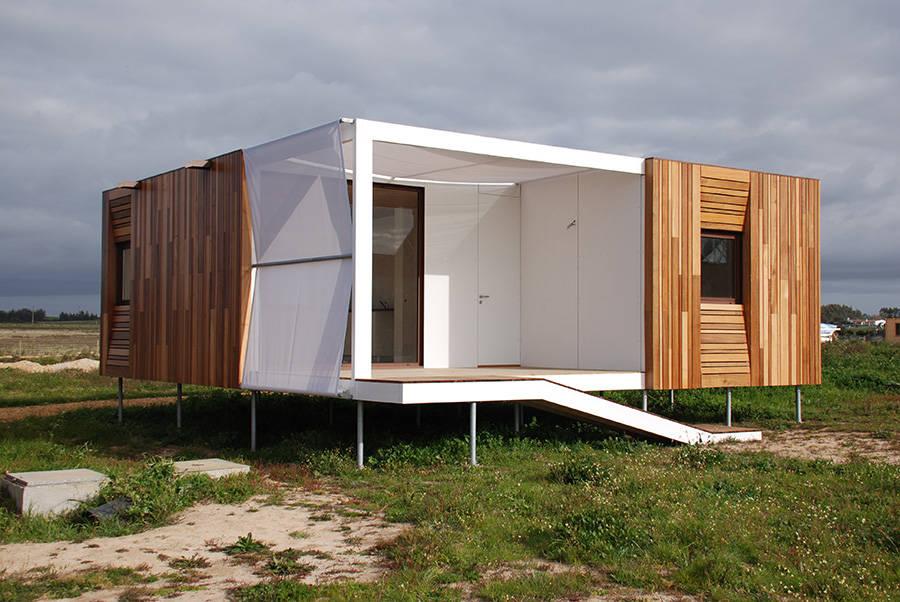 Sw lodge de jular madeiras homify - Foro casas prefabricadas ...