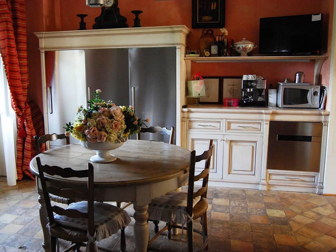 Porte del passato cucina belli homify - Porte del passato ...