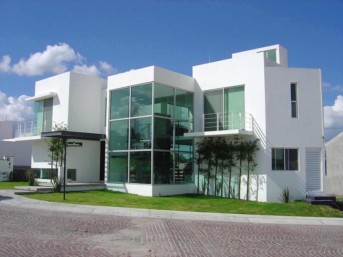 Casa burguette por aparquitectos homify for Homify casas