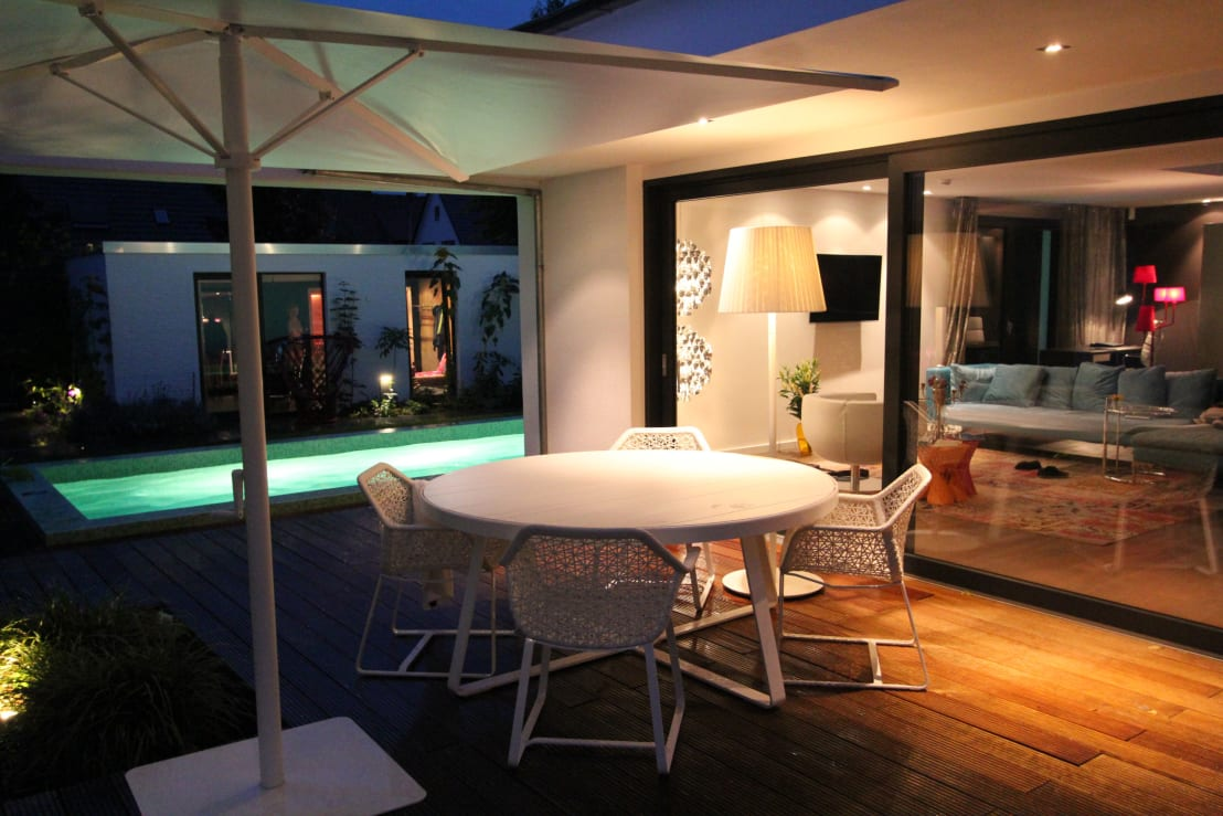 bungalow m nsterland von kitzig interior design gmbh homify. Black Bedroom Furniture Sets. Home Design Ideas