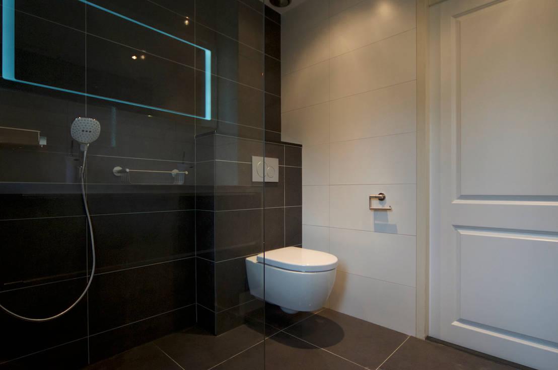 Betere Badkamer voorbeelden van onze badkamers door AGZ badkamers en WF-45