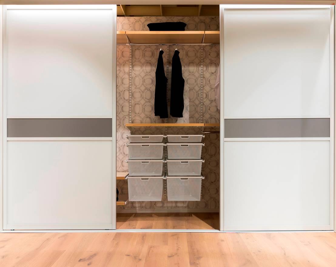 elfa schranksystem door elfa deutschland gmbh homify. Black Bedroom Furniture Sets. Home Design Ideas