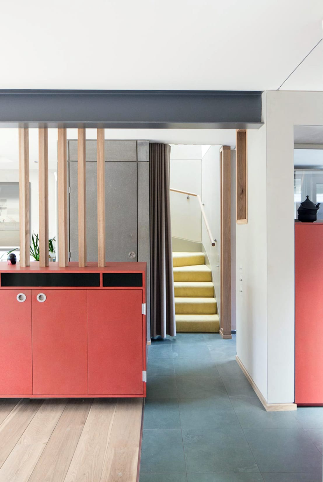 Hamberg house richmond london de london atelier ltd homify for De atelier architects