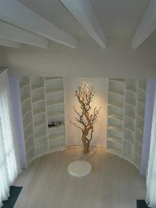Librerie su misura progettate da architetti for Case progettate da architetti