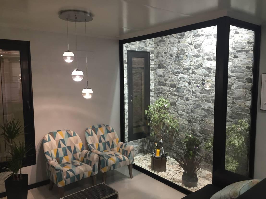 15 jardins para dentro de casa que s o lindos e f ceis de for Siti di interior design