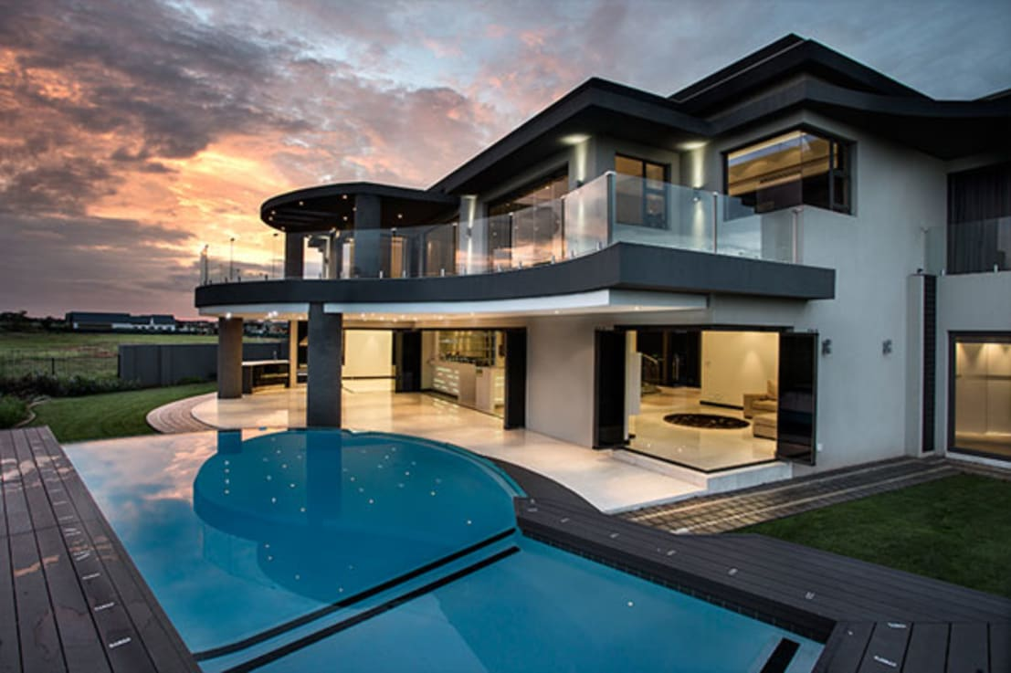 Residence calaca by francois marais architects homify - House plans and designs with photos ...