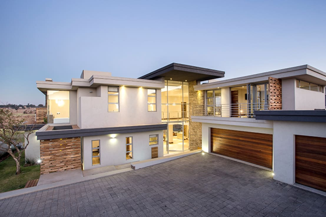 11 most beautiful homes in south africa for Homify case