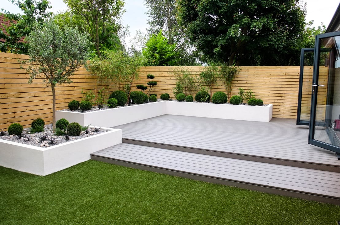Beautiful Simple Garden Design Plans: 14 Simple But Stunning Gardens To Give You Ideas