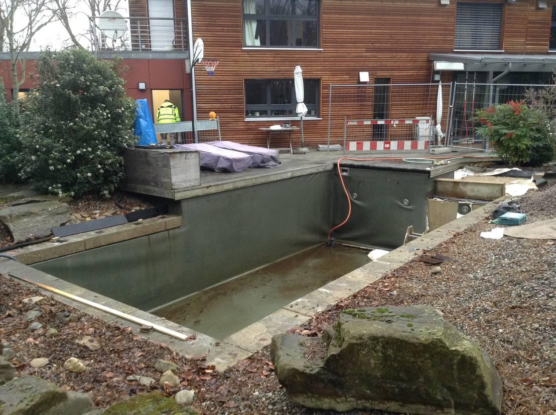 Se crea una piscina de acero inoxidable excepcional - Piscina acero inoxidable ...