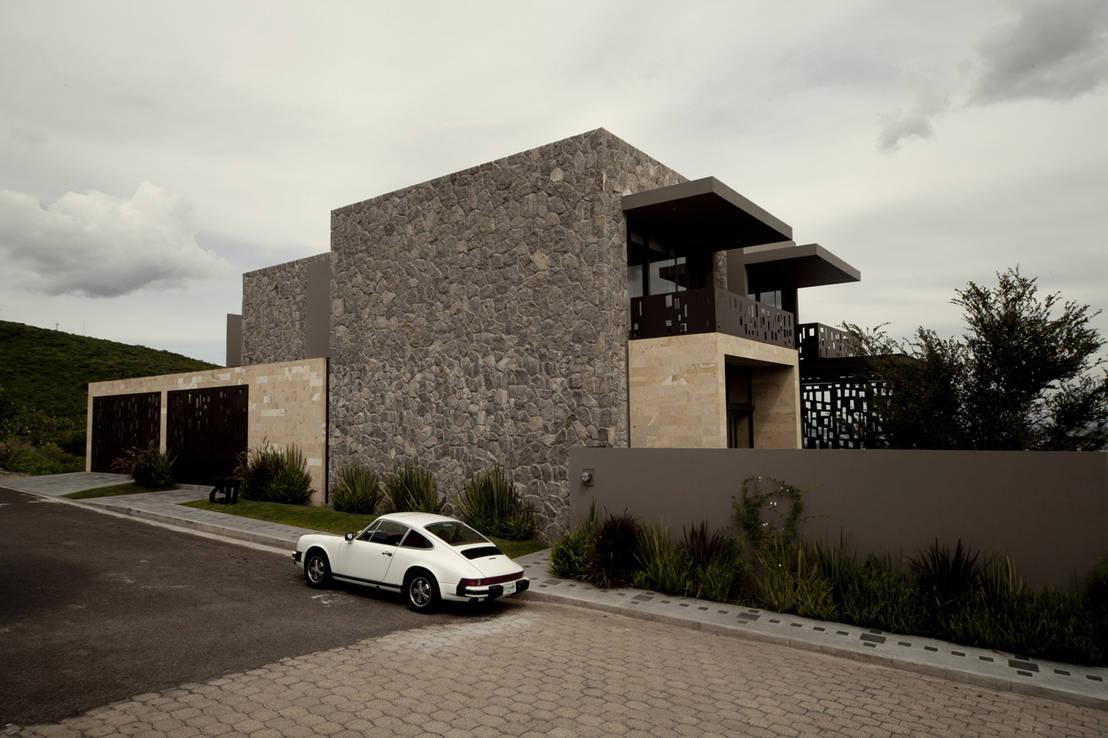 Casa horizonte de vmarquitectura homify for Homify casas