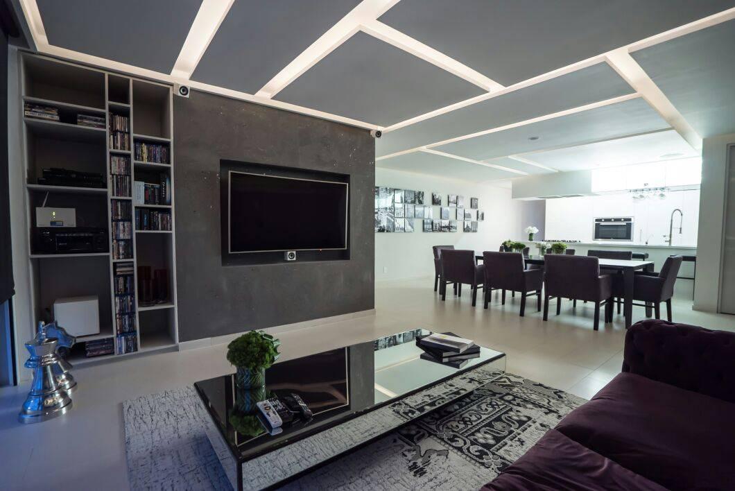 25 ideas sensacionales para poner la tv en tu casa - Television en casa ...