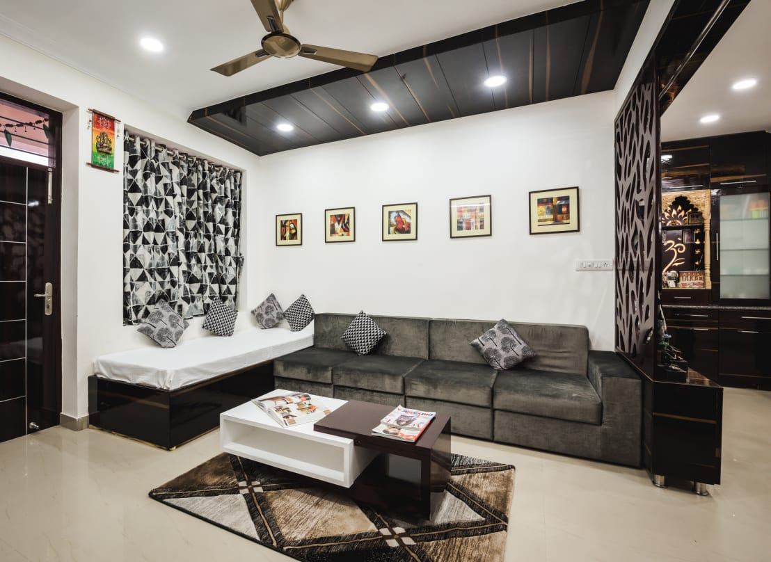 Interiors Of Apartment At Parsvnath City Jodhpur By Hgcg