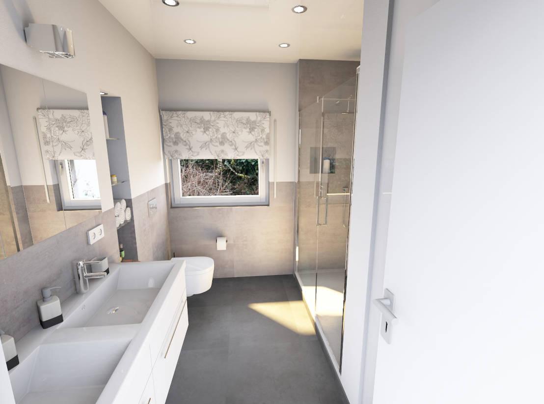 Das Komplette Badezimmer Zum Festpreis Und Mit