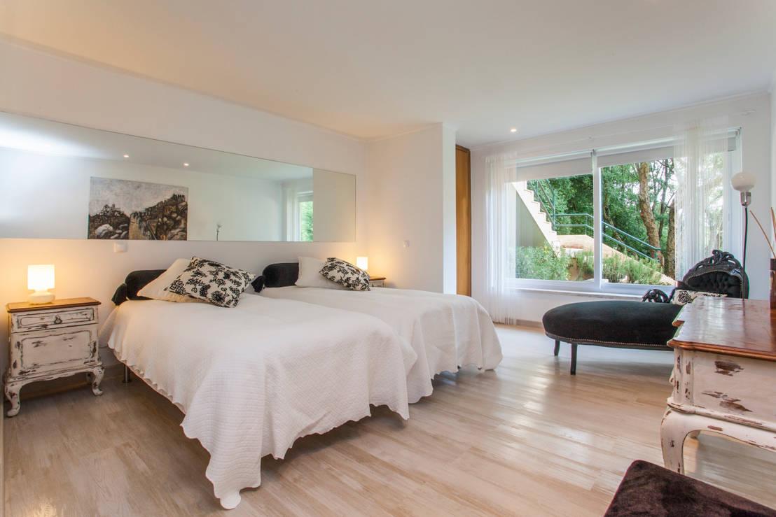 Idee low cost per decorare la camera da letto - Decorare camera da letto ...