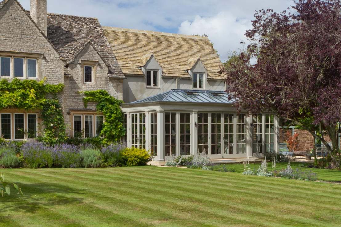 kitchen extension conservatory on a country home by vale. Black Bedroom Furniture Sets. Home Design Ideas
