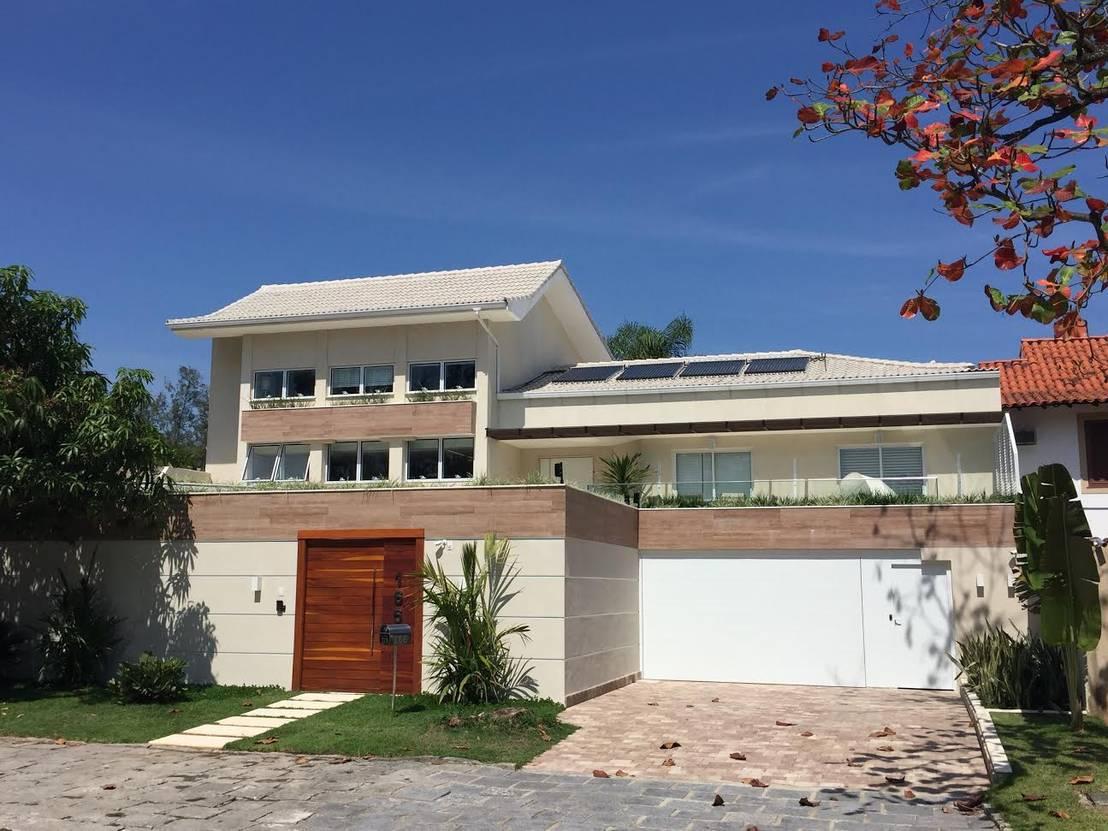 Casa na barra da tijuca rio de janeiro de gea arquitetura for Homify casas