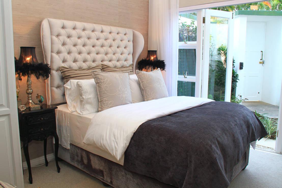 Rec maras preciosas 10 ideas para la cabecera de tu cama for Imagenes de recamaras estilo minimalista