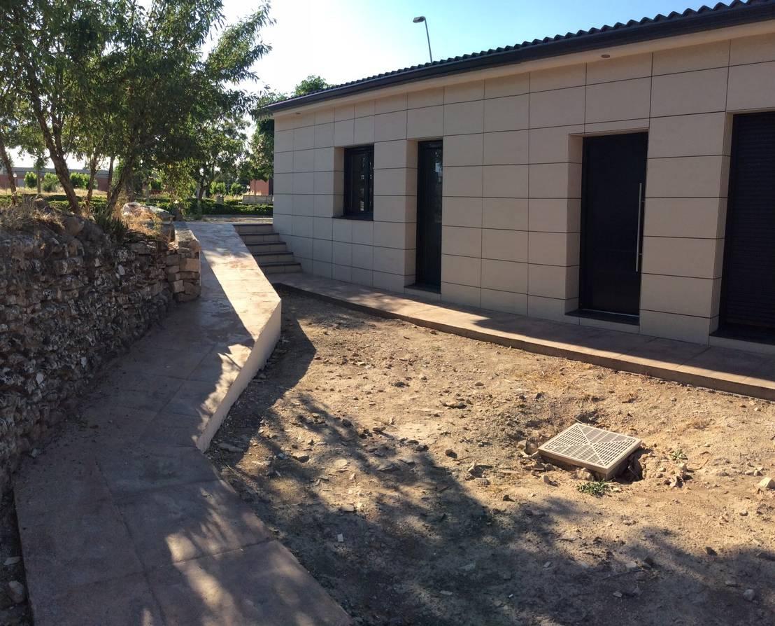 Casa para dos de casas arquicenter homify for Homify casas