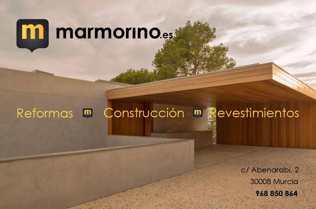 Nuestros acabados par marmorino s l homify - Maison s par domenack arquitectos ...