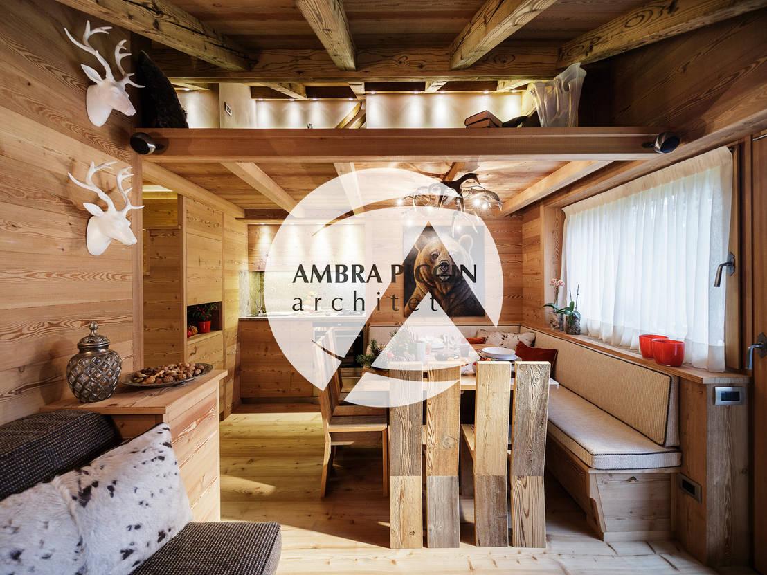 Ambra Piccin Architetto: Architetti a Cortina d\'Ampezzo | homify