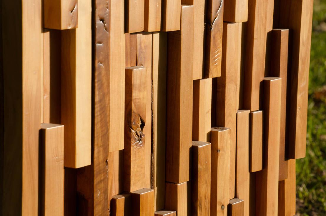 Ignisterra Puertas En Villa Alemana Homify # Muebles Lenga Punta Arenas