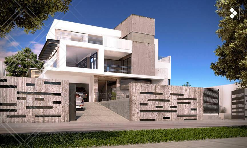 Cdr constructora casa cumbres homify for Constructora casa