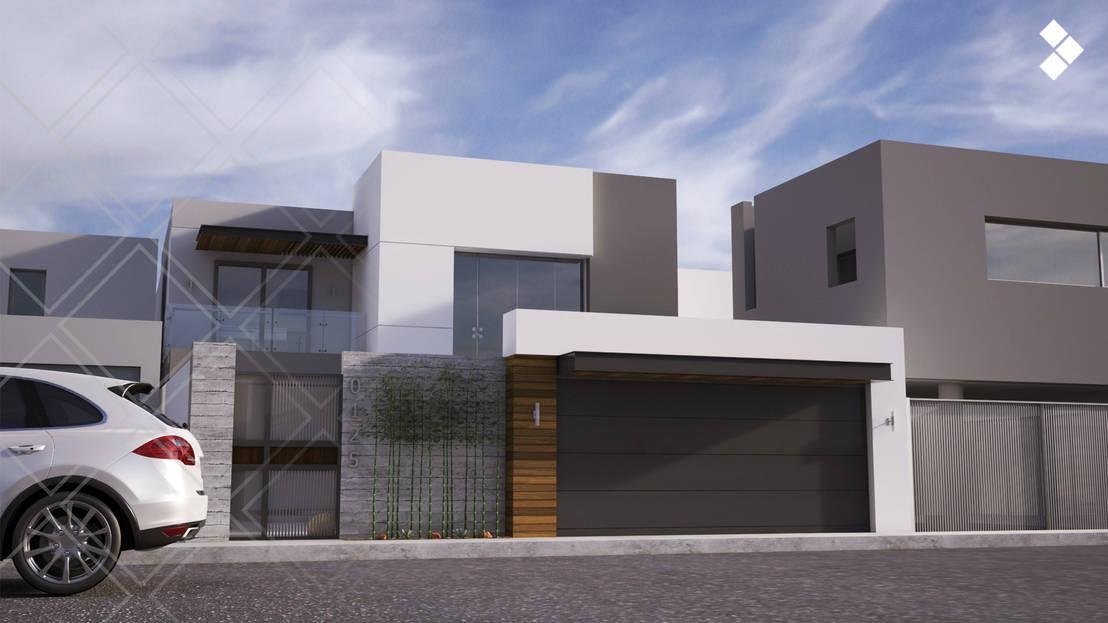 Casa jm de cdr constructora homify - Constructor de casas ...