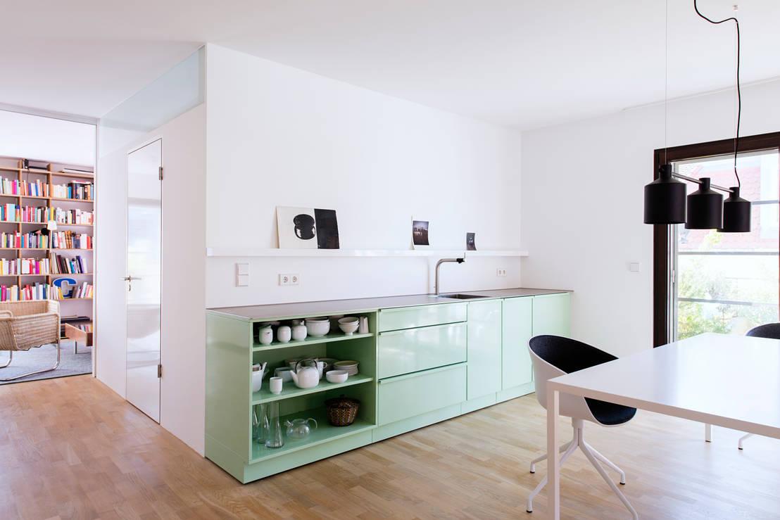 Büroküche  Büroküche by popstahl Küchen | homify