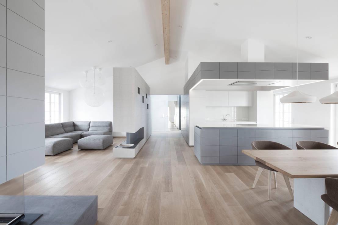 Penthouse V by destilat Design Studio GmbH | homify
